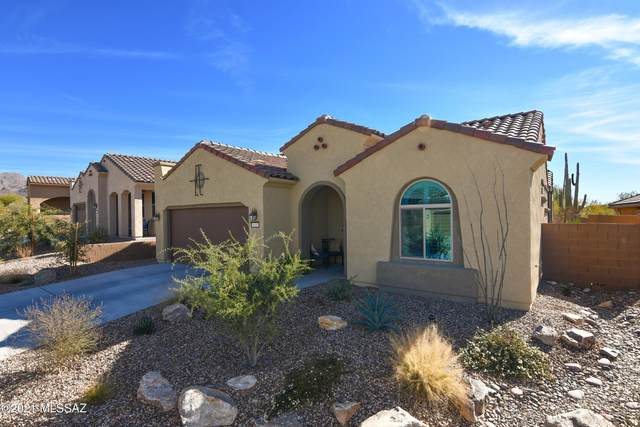 6811 W Cliff Spring Trail, Marana, AZ 85658 (MLS #22101203) :: The Property Partners at eXp Realty