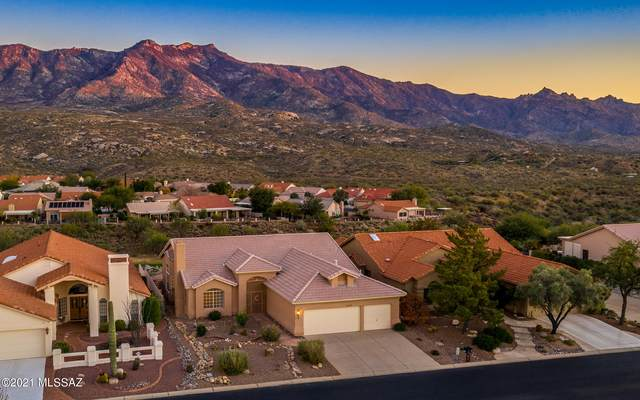 65425 E Canyon Drive, Tucson, AZ 85739 (#22101206) :: Tucson Property Executives