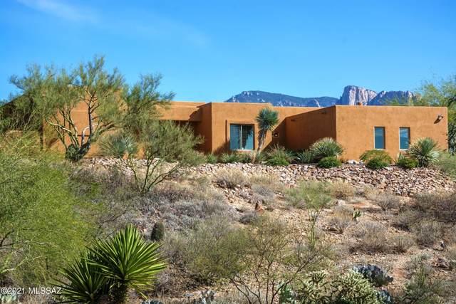 12068 N Sliding Rock Place, Tucson, AZ 85755 (#22101214) :: Luxury Group - Realty Executives Arizona Properties