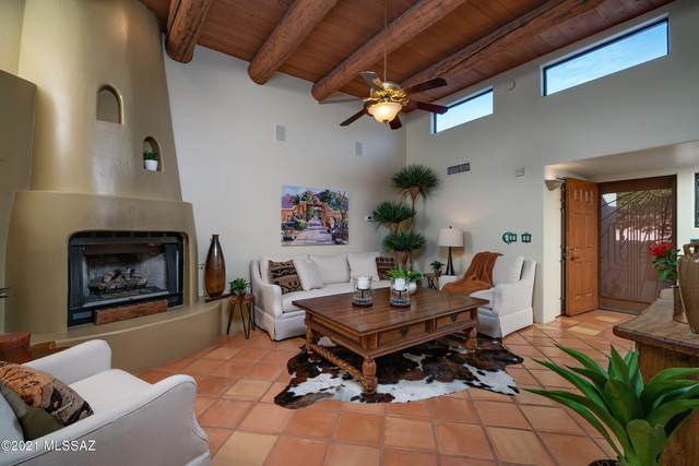 9129 N Jessy Lane, Tucson, AZ 85742 (MLS #22101215) :: The Property Partners at eXp Realty