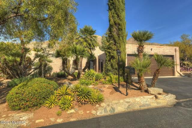 4737 E Quail Creek Place, Tucson, AZ 85718 (#22101218) :: Long Realty - The Vallee Gold Team