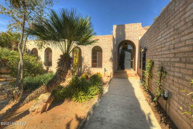 4737 E Quail Creek Place, Tucson, AZ 85718 (MLS #22101218) :: The Property Partners at eXp Realty