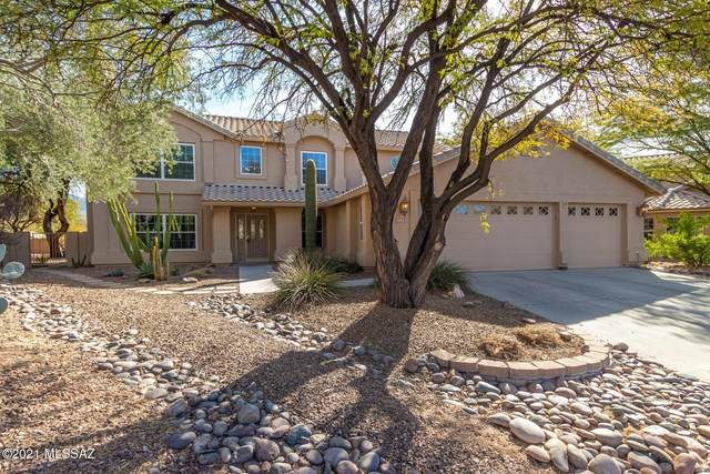 10982 N Black Canyon Court, Oro Valley, AZ 85737 (MLS #22101229) :: The Property Partners at eXp Realty