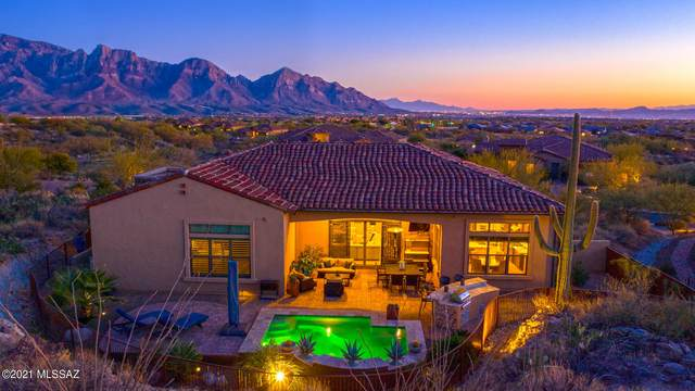 384 W Echo Point Place, Oro Valley, AZ 85755 (#22101235) :: Tucson Real Estate Group