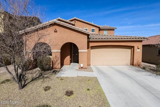 11415 E Fleeting Sunset Trail, Tucson, AZ 85747 (MLS #22101237) :: The Property Partners at eXp Realty