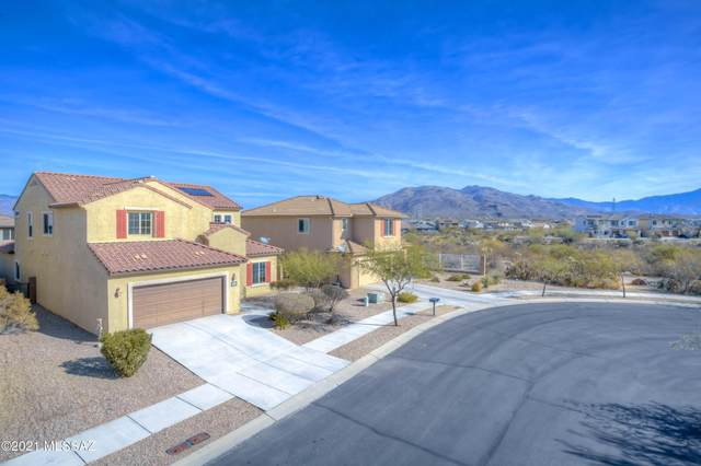 10839 E Deep Sky Drive, Tucson, AZ 85747 (MLS #22101238) :: The Property Partners at eXp Realty