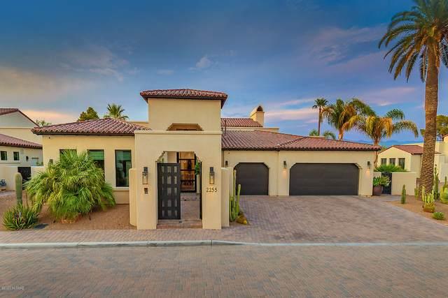 2255 E Ambassador Court, Tucson, AZ 85719 (MLS #22101241) :: The Property Partners at eXp Realty