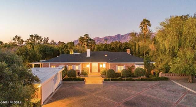 85 E Calle Primorosa, Tucson, AZ 85716 (#22101243) :: Long Realty - The Vallee Gold Team