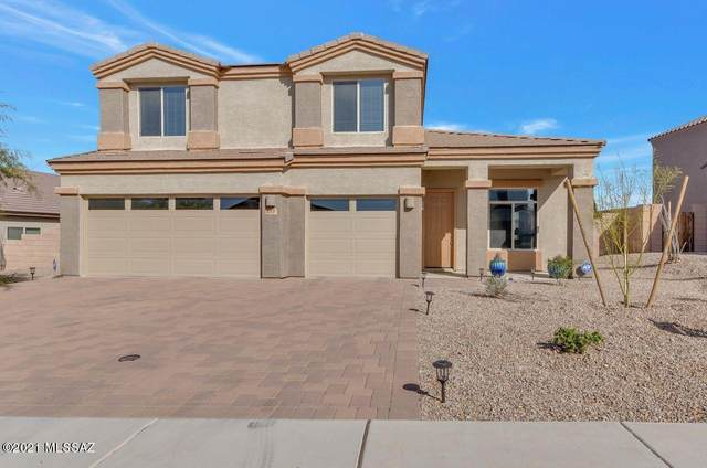 252 W Andrew Potter Street, Vail, AZ 85641 (MLS #22101246) :: The Property Partners at eXp Realty