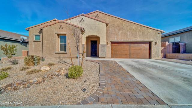 1303 E Stronghold Canyon Lane, Sahuarita, AZ 85629 (MLS #22101247) :: The Property Partners at eXp Realty