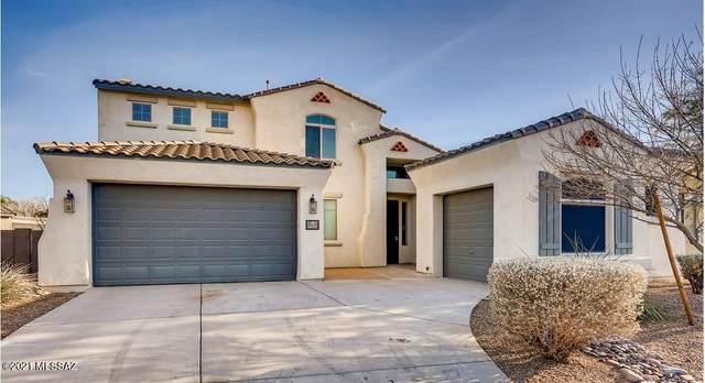 448 E Via Puente Lindo, Sahuarita, AZ 85629 (MLS #22101252) :: The Property Partners at eXp Realty
