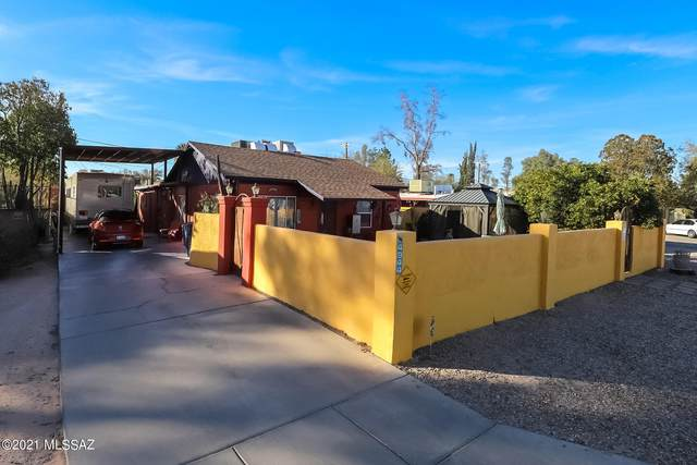4944 E 1st Street, Tucson, AZ 85711 (#22101253) :: The Local Real Estate Group | Realty Executives