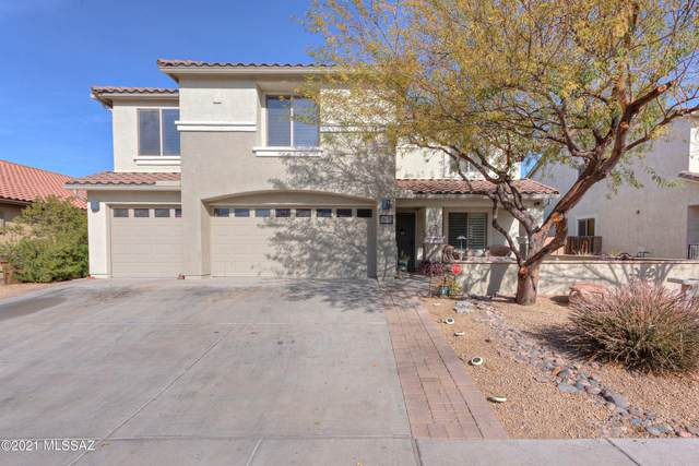 11064 W Denier Drive, Marana, AZ 85653 (MLS #22101255) :: The Property Partners at eXp Realty