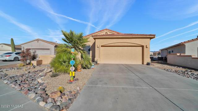 2381 S Via Vespucci, Green Valley, AZ 85614 (MLS #22101256) :: The Property Partners at eXp Realty