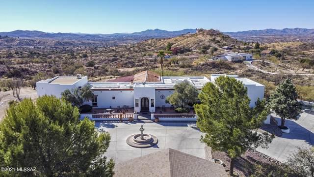 2911 N Camino Vista Del Cielo, Nogales, AZ 85621 (#22101259) :: Gateway Partners International