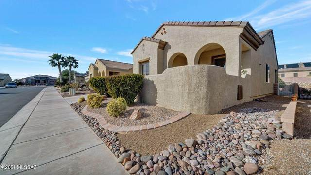 5862 S Henderson Canyon Drive, Green Valley, AZ 85622 (#22101279) :: Kino Abrams brokered by Tierra Antigua Realty