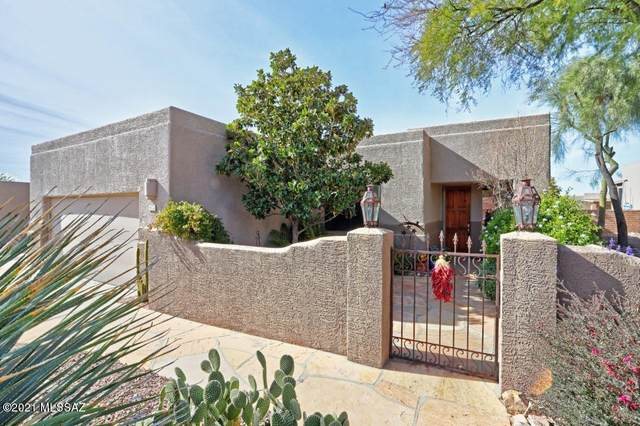 8370 N Starfinder Place, Tucson, AZ 85704 (#22101284) :: Kino Abrams brokered by Tierra Antigua Realty