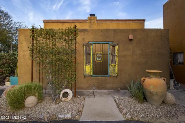 407 N Meyer Avenue, Tucson, AZ 85701 (#22101286) :: Long Realty - The Vallee Gold Team