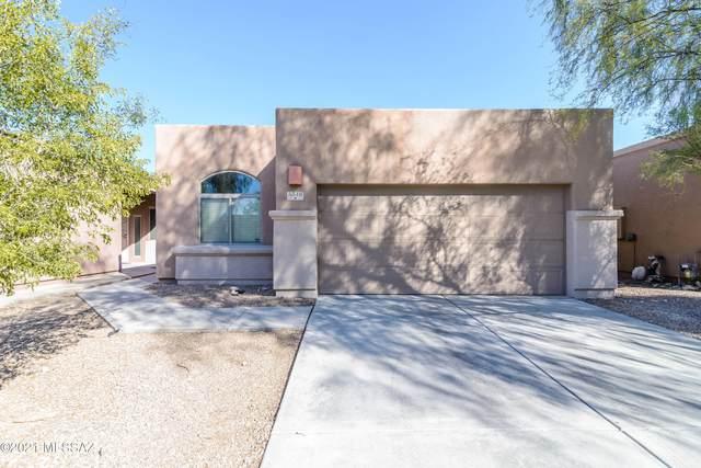 5540 N Silver Stream Way, Tucson, AZ 85704 (#22101288) :: Luxury Group - Realty Executives Arizona Properties