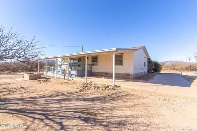 8362 E Mimbres Lane, Sierra Vista, AZ 85650 (#22101289) :: Long Realty - The Vallee Gold Team