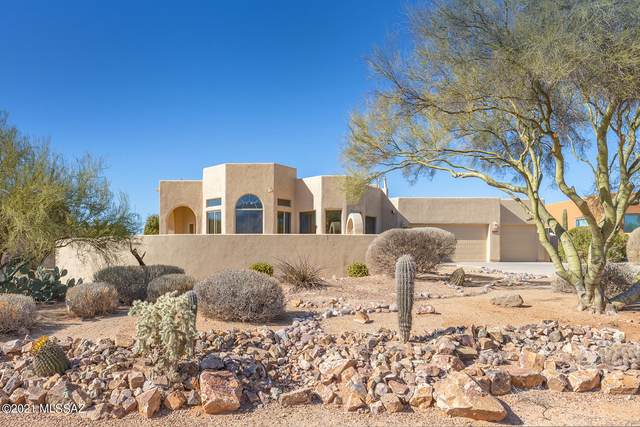 12047 N Copper Spring Trail, Oro Valley, AZ 85755 (MLS #22101290) :: The Property Partners at eXp Realty