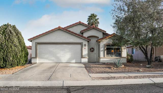 7079 W Kamelik Place, Tucson, AZ 85743 (MLS #22101296) :: The Property Partners at eXp Realty