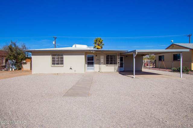 3311 E Silverlake Road, Tucson, AZ 85713 (MLS #22101308) :: The Property Partners at eXp Realty