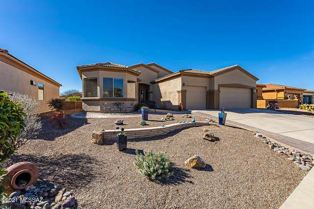 2329 W Calle Balaustre, Green Valley, AZ 85622 (MLS #22101316) :: The Property Partners at eXp Realty