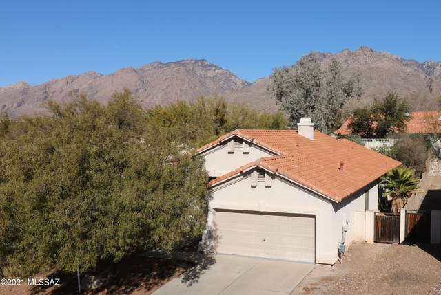 7645 E Via Los Arbustos, Tucson, AZ 85750 (MLS #22101349) :: The Property Partners at eXp Realty