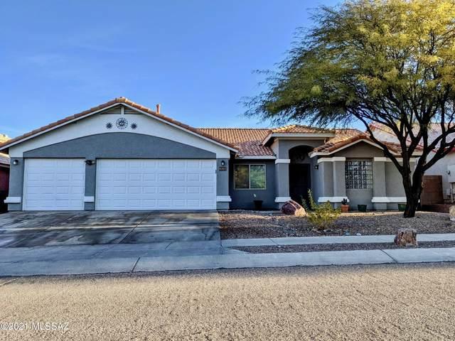 9305 E Amethyst Quartz Drive, Tucson, AZ 85747 (#22101363) :: Keller Williams
