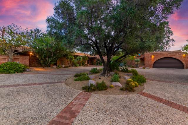 4750 N Camino Corto, Tucson, AZ 85718 (#22101364) :: Tucson Real Estate Group