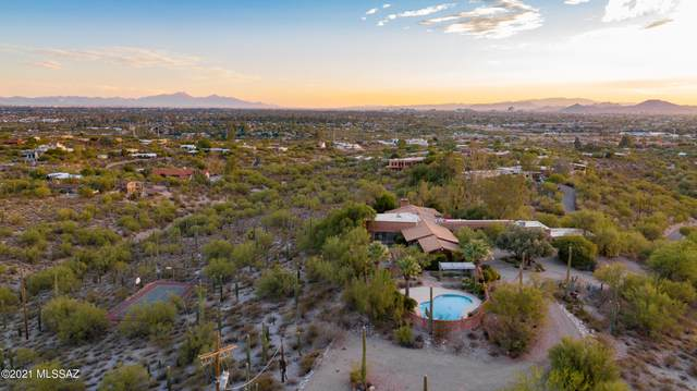 4750 N Camino Corto #00, Tucson, AZ 85718 (#22101365) :: Tucson Real Estate Group