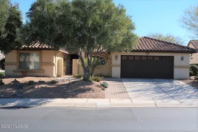 560 N Alexis Loop Loop, Green Valley, AZ 85614 (MLS #22101372) :: The Property Partners at eXp Realty