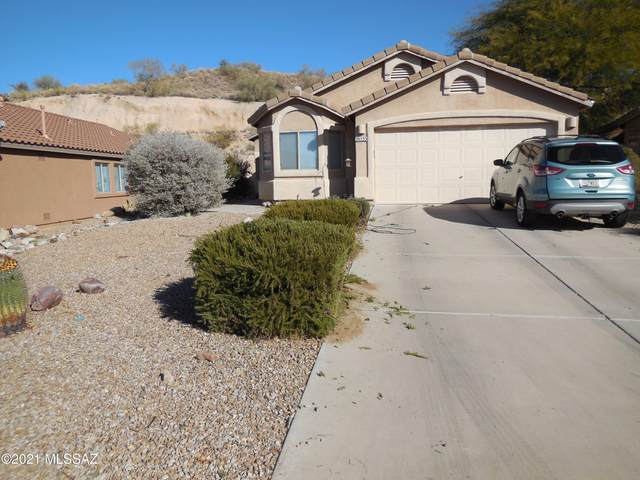 39533 S Cinch Strap Place, Tucson, AZ 85739 (#22101376) :: Long Realty - The Vallee Gold Team