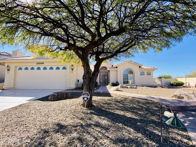 65599 E Desert Moon Court, Saddlebrooke, AZ 85739 (#22101377) :: Long Realty - The Vallee Gold Team
