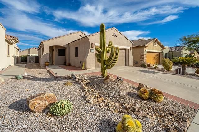 360 West Calle Media Luz, Sahuarita, AZ 85629 (#22101396) :: Keller Williams