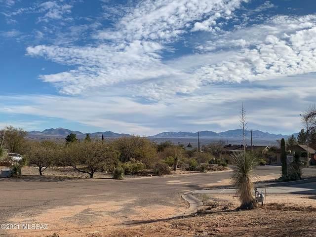 Lot 33 S Ridge Place #33, Benson, AZ 85602 (#22101409) :: Keller Williams