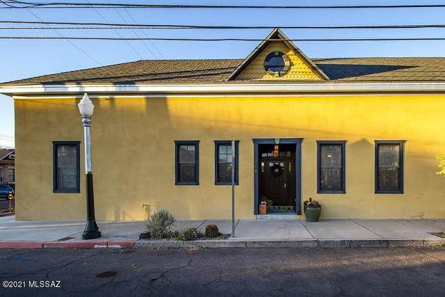 158 W Franklin Street, Tucson, AZ 85701 (#22101410) :: The Local Real Estate Group | Realty Executives