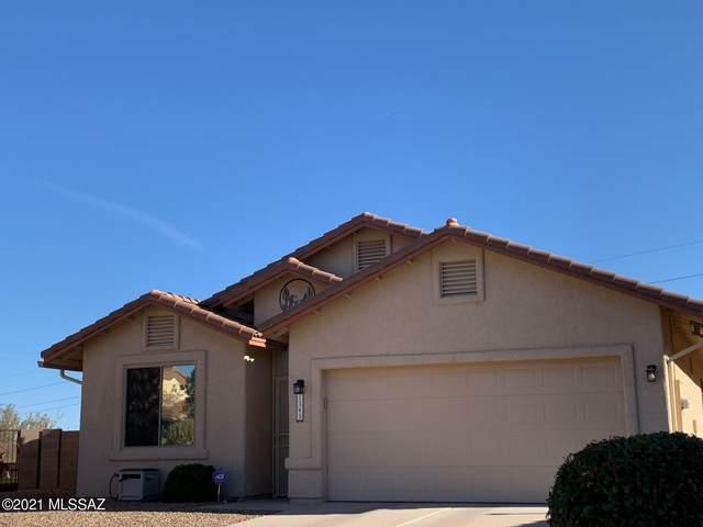 1545 Cottonwood Bluffs Drive, Benson, AZ 85602 (#22101413) :: Keller Williams