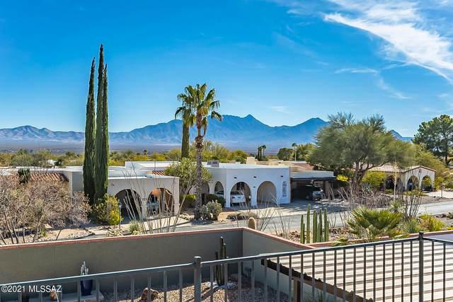 605 S Los Rubies Circle, Green Valley, AZ 85614 (MLS #22101415) :: The Property Partners at eXp Realty
