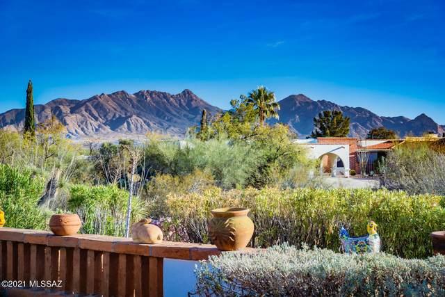 621 W Camino Del Poso, Green Valley, AZ 85614 (MLS #22101430) :: The Property Partners at eXp Realty