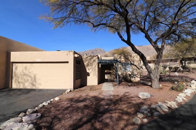 4597 E Camino De Cancun, Tucson, AZ 85718 (#22101437) :: Long Realty - The Vallee Gold Team