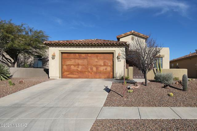 4478 W Crystal Ranch Place, Marana, AZ 85658 (#22101452) :: The Josh Berkley Team