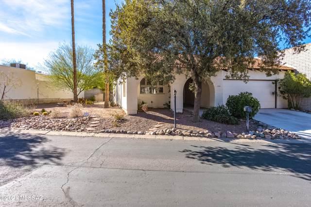 1241 N Via Ronda Oeste, Tucson, AZ 85715 (#22101457) :: Keller Williams