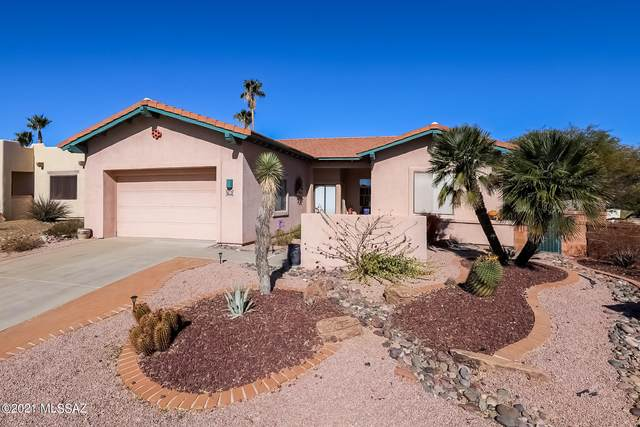 706 W Union Bell Drive, Green Valley, AZ 85614 (MLS #22101463) :: The Property Partners at eXp Realty
