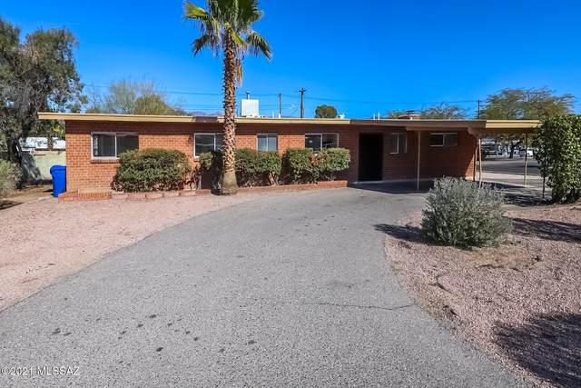 6951 E 1St Street, Tucson, AZ 85710 (#22101464) :: Gateway Realty International