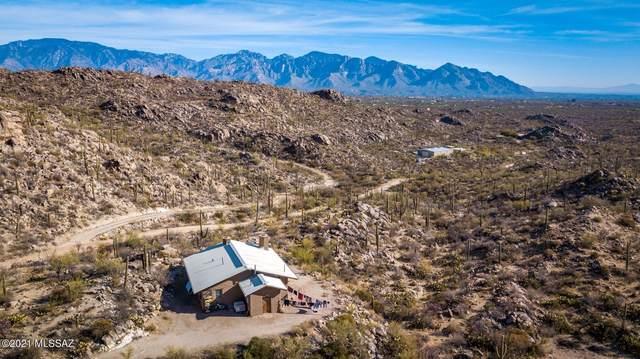 14121 N Seifert Estates Drive, Tucson, AZ 85755 (#22101501) :: The Local Real Estate Group | Realty Executives