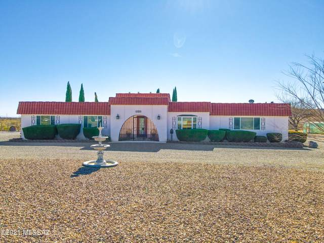 1201 E Old Stewart Road, Willcox, AZ 85643 (#22101502) :: Gateway Realty International
