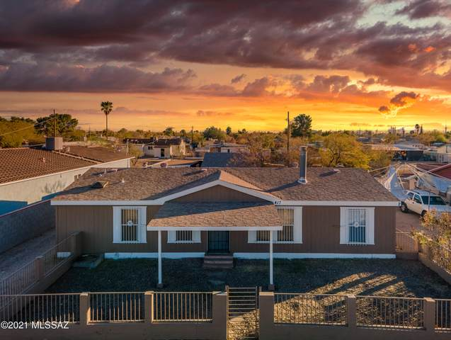 417 W Nevada Street, Tucson, AZ 85706 (MLS #22101532) :: The Property Partners at eXp Realty