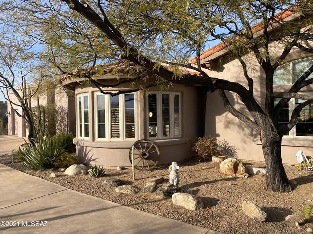 7455 N Mystic Canyon Drive, Tucson, AZ 85718 (#22101538) :: Long Realty - The Vallee Gold Team